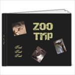 ZooScrapbook - 9x7 Photo Book (20 pages)
