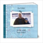 Colts - 6x6 Photo Book (20 pages)