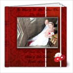 Dubois Wedding - 8x8 Photo Book (20 pages)
