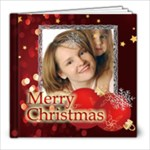 xmas book - 8x8 Photo Book (20 pages)