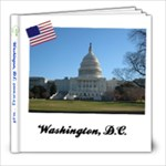 Washington,D.C. - 8x8 Photo Book (39 pages)