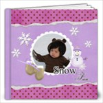 12x12 Snow Fun - 12x12 Photo Book (20 pages)