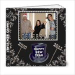 Happy New Year 6x6 Photo Book - 6x6 Photo Book (20 pages)
