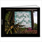 THIS IS THE GARDEN BOOK!!! - 9x7 Photo Book (20 pages)