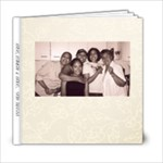 DENNIFAMILY - 6x6 Photo Book (20 pages)