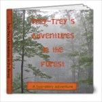 Trey s dragon book - 8x8 Photo Book (20 pages)