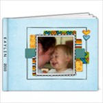 Kaylin s 1st birthday & Halloween - 7x5 Photo Book (20 pages)