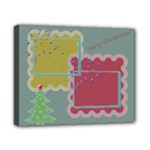 Merry Christmas - streched canvas 10x8 - Canvas 10  x 8  (Stretched)