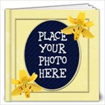 Lilies 12x12 - 12x12 Photo Book (20 pages)