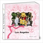 LA - 8x8 Photo Book (20 pages)