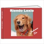 riendo Lexie - 9x7 Photo Book (20 pages)
