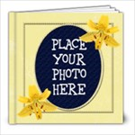 Lilies 8x8 - 8x8 Photo Book (20 pages)