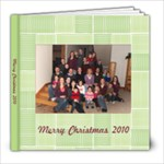 Mom and Dad Photo Book 2010 - 8x8 Photo Book (39 pages)