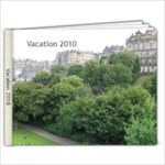 Vacation or Trip 7x5 albums Custom Cover - 7x5 Photo Book (20 pages)