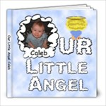 Our Little Angel Boy 8x8 - 8x8 Photo Book (20 pages)