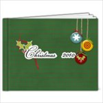7 x 5 Christmas Cheers - 7x5 Photo Book (20 pages)