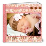 Big Book Taylee - 8x8 Photo Book (39 pages)