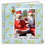 12 x12 Christmas Book - 12x12 Photo Book (20 pages)