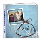 Zamora Family Reunion - 6x6 Photo Book (20 pages)