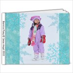 Bernce Fong _ Winter Fun 2010 - 7x5 Photo Book (20 pages)