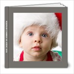 Alex s first fotobook - 8x8 Photo Book (20 pages)
