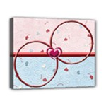 Love U streched canvas 10x8 - Canvas 10  x 8  (Stretched)