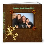 Bethies - 8x8 Photo Book (20 pages)