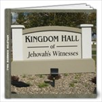 History of the Kingdom hall 2 - 12x12 Photo Book (80 pages)