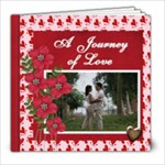 8x8 Journey of Love - 8x8 Photo Book (20 pages)