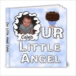 Our Little Angel Boy 6x6 - 6x6 Photo Book (20 pages)