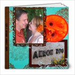 zoo book - 8x8 Photo Book (39 pages)