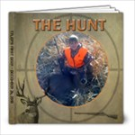 hunting - 8x8 Photo Book (20 pages)