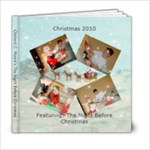 T was The Night Before Christmas finished! - 6x6 Photo Book (20 pages)