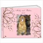 Molly and her Babies - 7x5 Photo Book (20 pages)
