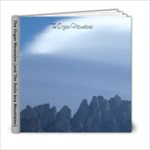 mom-history of hiking areas - 6x6 Photo Book (20 pages)
