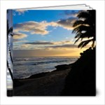 Hawaii - 8x8 Photo Book (39 pages)