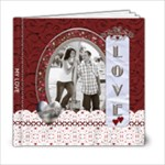 My Love 6X6 Photo Book - 6x6 Photo Book (20 pages)