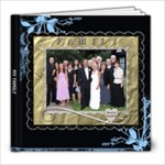 My Family 8x8 Photo Book - 8x8 Photo Book (20 pages)
