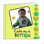 Little Victor - 6x6 Photo Book (20 pages)