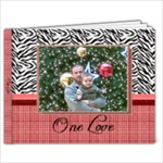 One Love - 7x5 book - 7x5 Photo Book (20 pages)