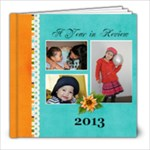 8x8 Year in Review 2010 - 8x8 Photo Book (30 pages)