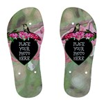 bleeding heart Flops - Women s Flip Flops