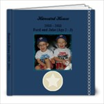 FJ Photo Book Age 2 - 3 - 8x8 Photo Book (39 pages)