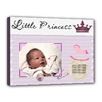 Little Princess 16x12 Stretched Canvas - Canvas 16  x 12  (Stretched)