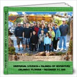 Universal Parks 2010 - 12x12 Photo Book (20 pages)
