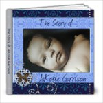 Kobie s Book - 8x8 Photo Book (30 pages)
