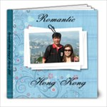 Hong Kong & Macau 2010 - 8x8 Photo Book (20 pages)