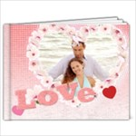 love book - 7x5 Photo Book (20 pages)