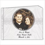Guest Book - 9x7 Photo Book (20 pages)