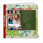 dec2010 - 6x6 Photo Book (20 pages)